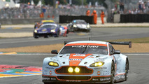 Aston Martin at 2014 Le Mans