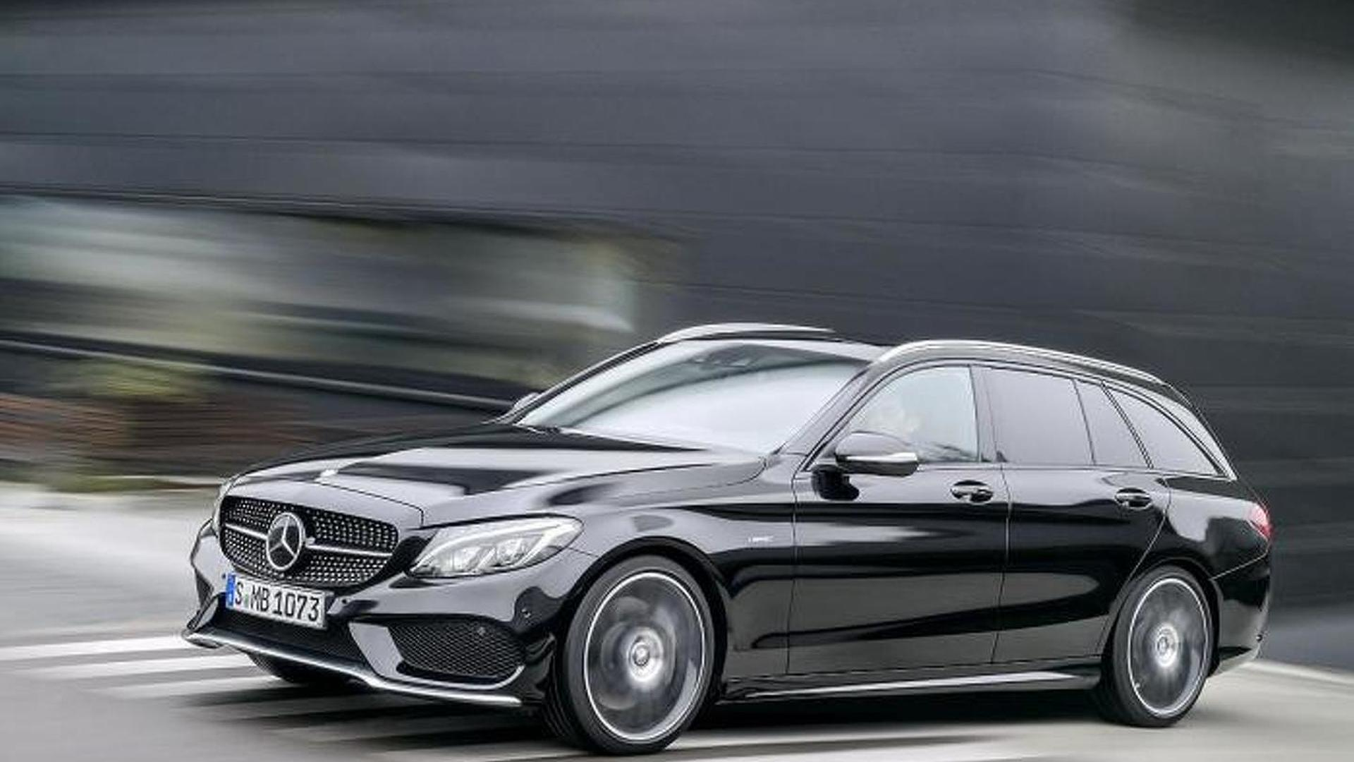 mercedes amg c43 sedan estate pricing announced for uk. Black Bedroom Furniture Sets. Home Design Ideas