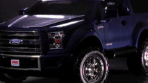 2015 Ford F-150 Power Wheels