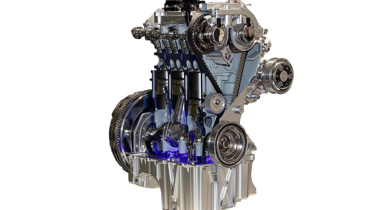 Ford 1.0 EcoBoost engine