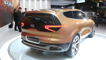 Kia Cross GT concept live in Chicago 07.02.2013