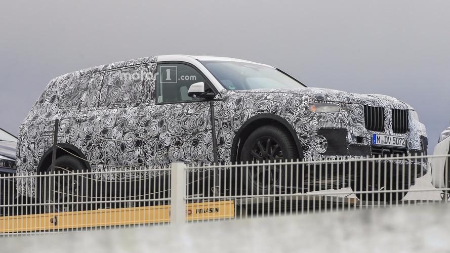 Photos espion - Le prochain BMW X7 se montre pour la première fois !