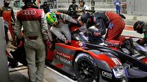 #8 Audi Sport Team Joest Audi R18- Lucas di Grassi, Loic Duval, Oliver Jarvis