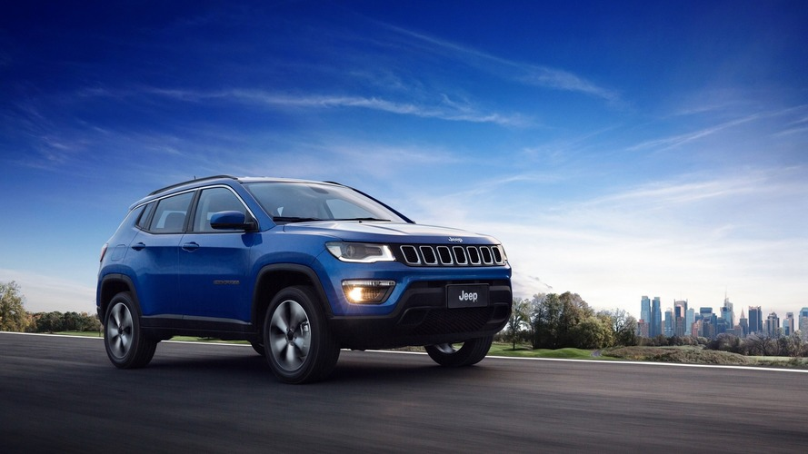 2017 Jeep Compass: Everything we know