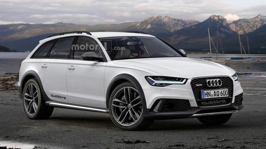 Audi RS6 Allroad could be on the way in 2017