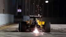 F1 Singapore Grand Prix - Qualifying (Live Commentary)