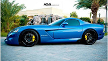 Dodge Viper with ADV.1 wheels, 1024, 23.12.2011