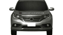2012 Honda CR-V patent photo - 21.9.2011
