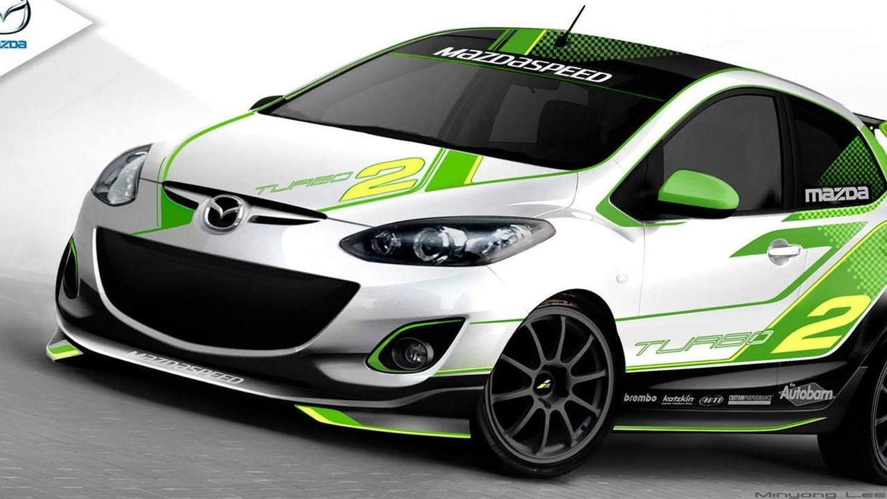 Mazda Turbo2 for SEMA - 28.10.2011