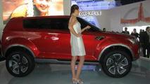 Suzuki XA Alpha concept unveiled in India