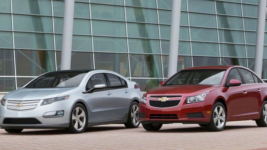 Chevrolet Cruze Plug-in Hybrid under development - report