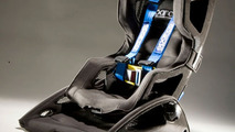 Student Develops Racy Carbon Fiber Child Seat for Sparco