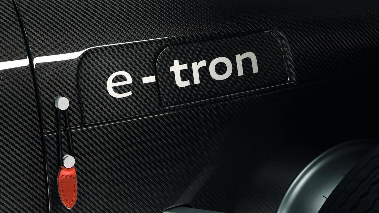 Auto Union Type C e-tron study, International Toy Fair in Nuremberg, 20.01.2011