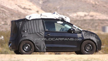 Volkswagen Lupo / Up full body prototype first spy photos 26.08.2010
