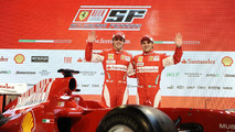 Alonso calm amid Massa's Spanish media spat