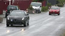 Alfa Romeo Milano Spied Near Nurburgring