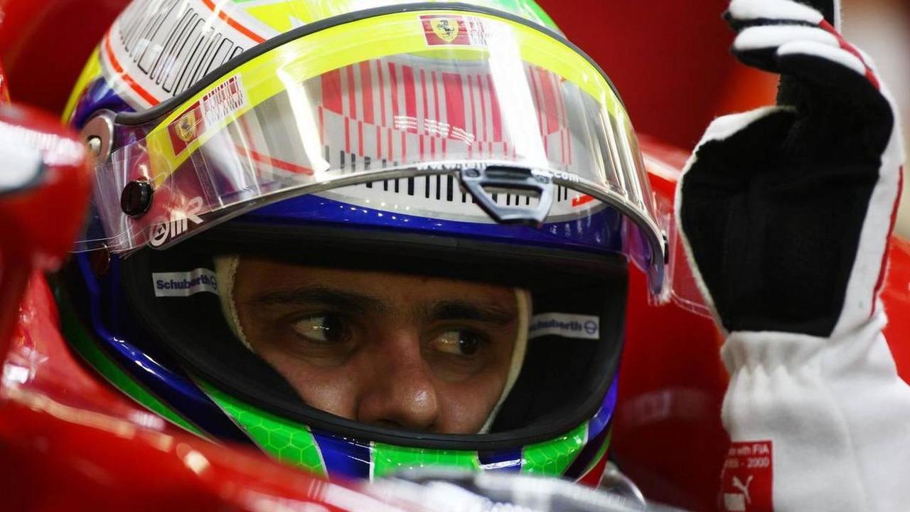 Felipe Massa (BRA), Scuderia Ferrari - Formula 1 World Championship, Rd 15, Singapore Grand Prix, 25.09.2010