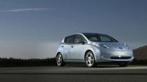 2011 Nissan Leaf Electric Vehicle 31.03.2010