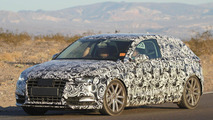 2013 Audi S3 spied for the first time