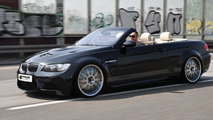 BMW M3 E93 Cabriolet widebody by Prior Design, 1600, 17.11.2010