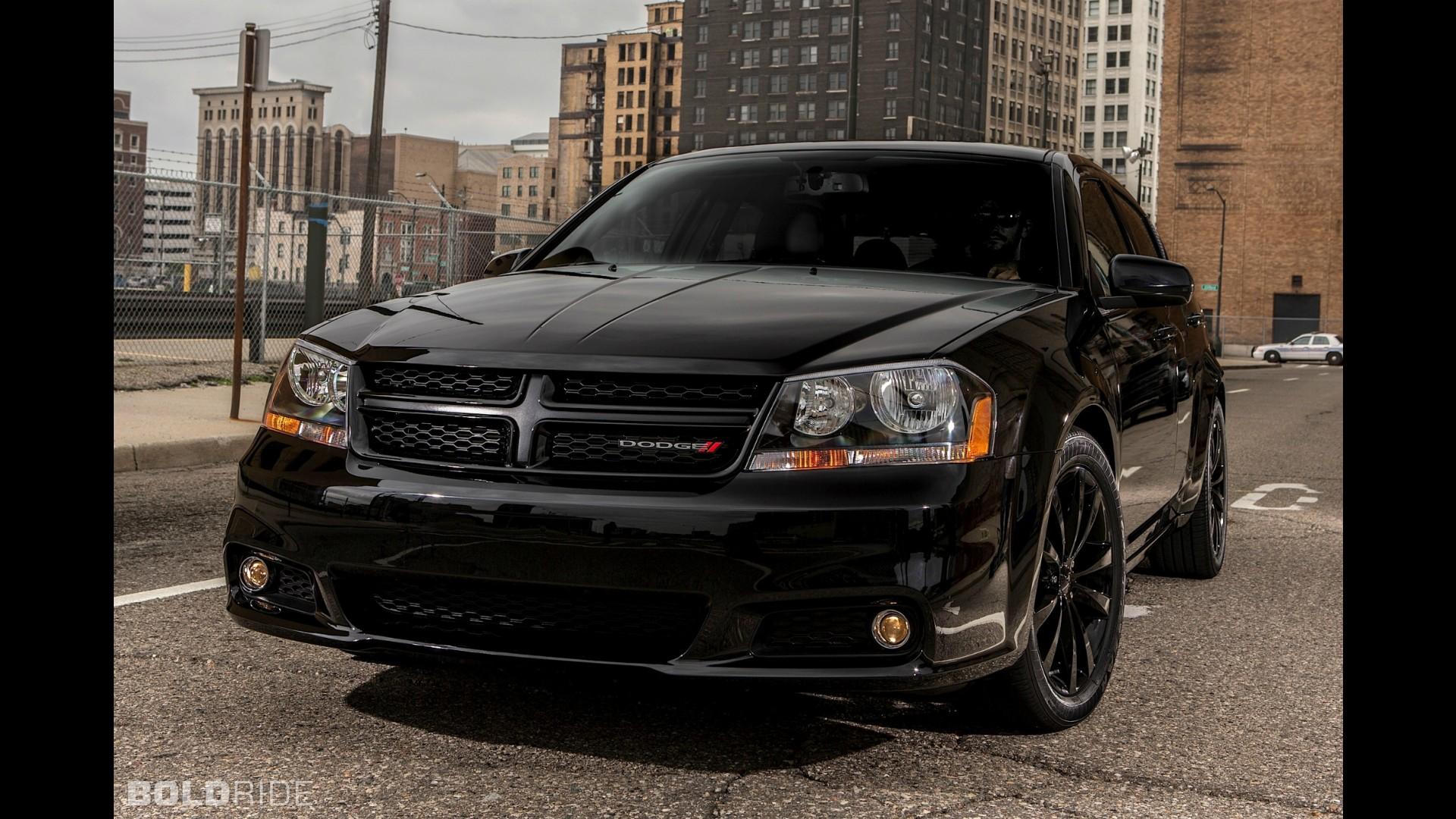 Dodge Avenger Blacktop Edition