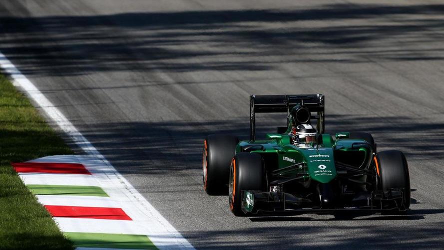 Kobayashi retains Caterham seat for home race