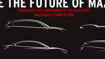 2016 Mazda CX-3 teased, debuts tomorrow