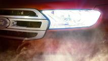 Ford Everest teaser image
