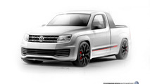 Volkswagen Amarok R-Style Concept announced for Worthersee