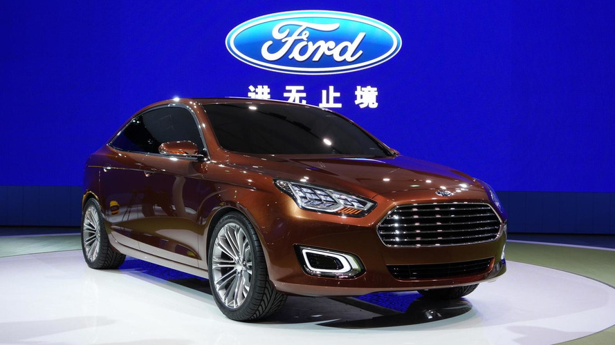 Ford opens 88 China dealerships in a single day