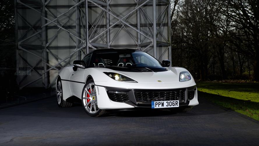 One-off Lotus Evora Sport 410 pays tribute to James Bond's Esprit S1