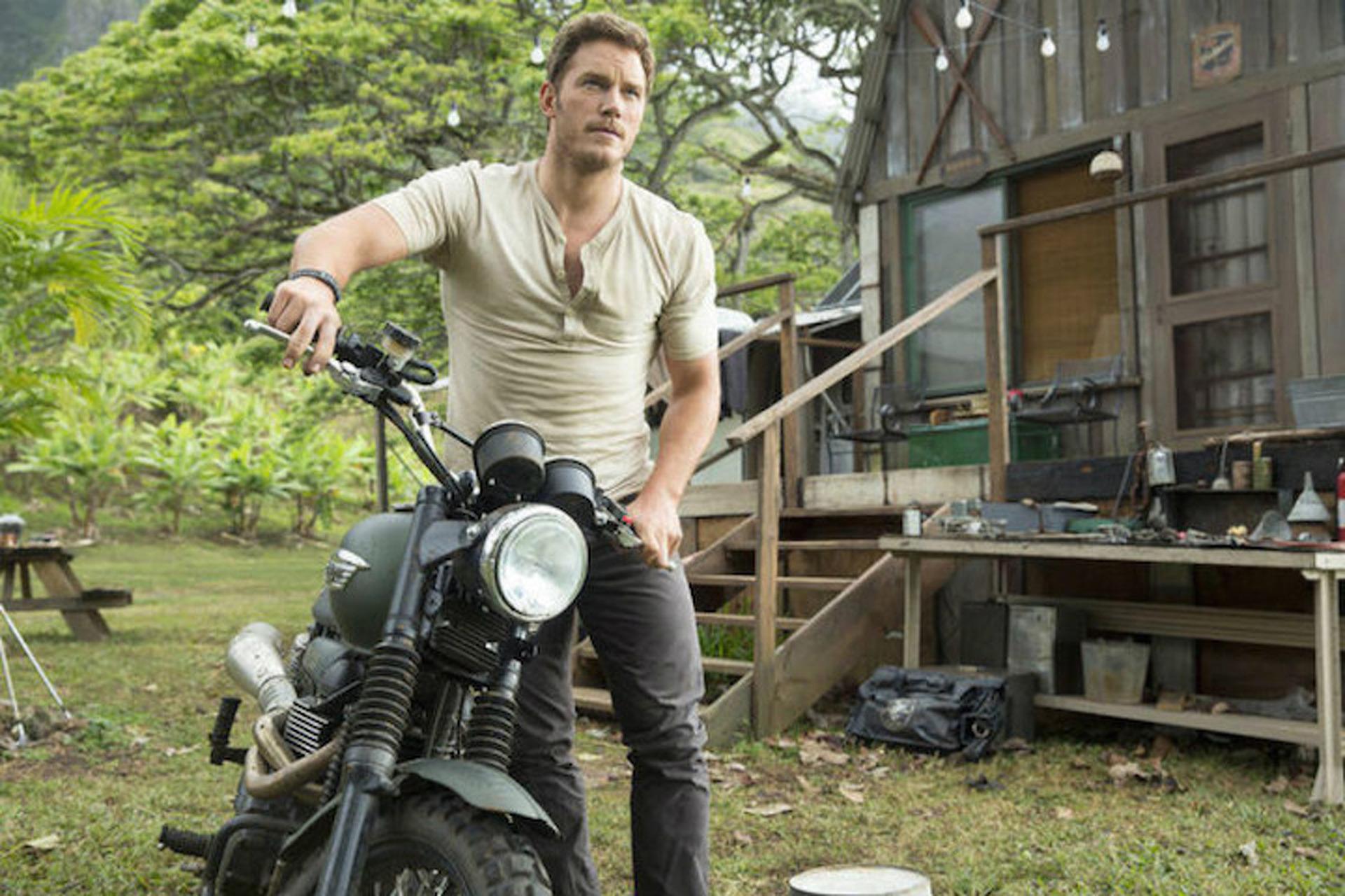 Buy Chris Pratt's 'Jurassic World' Triumph and Rule the Raptors