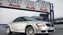 Audi TT Coupé quattro Sport