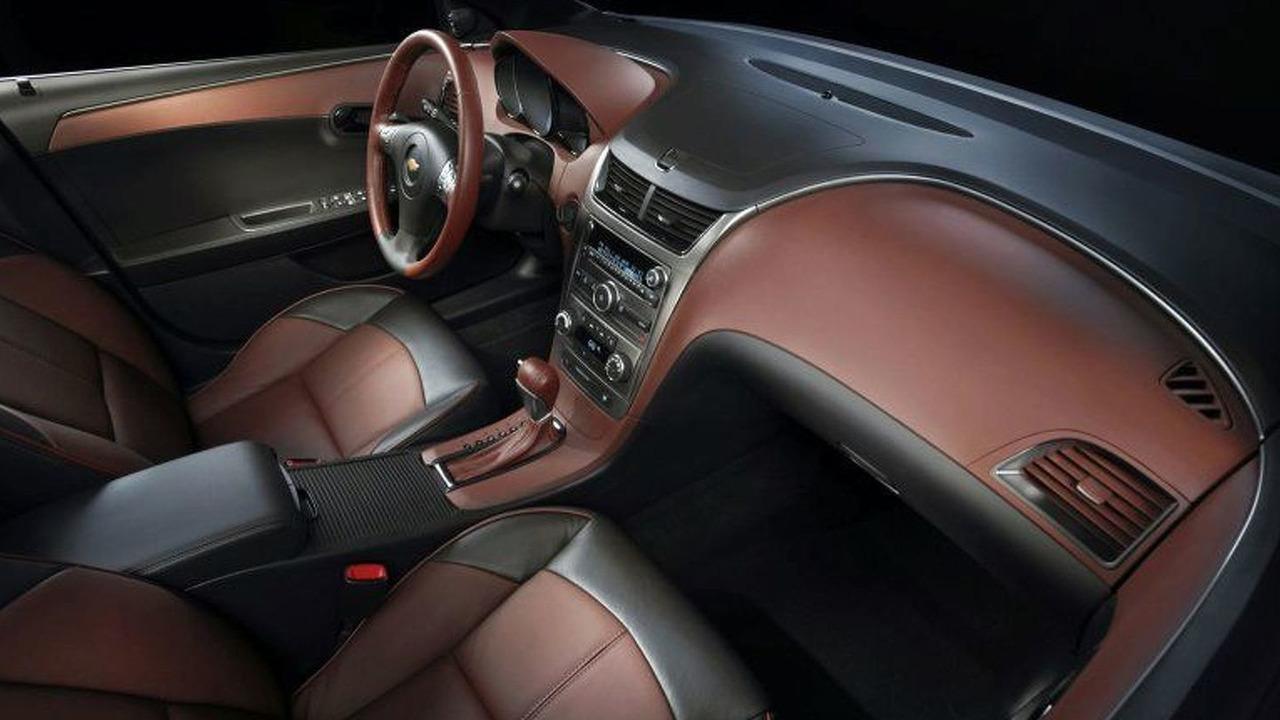 All New 2008 Chevrolet Malibu Two Tone Interior