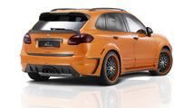 Porsche Cayenne Hybrid by Lumma Design 07.08.2012