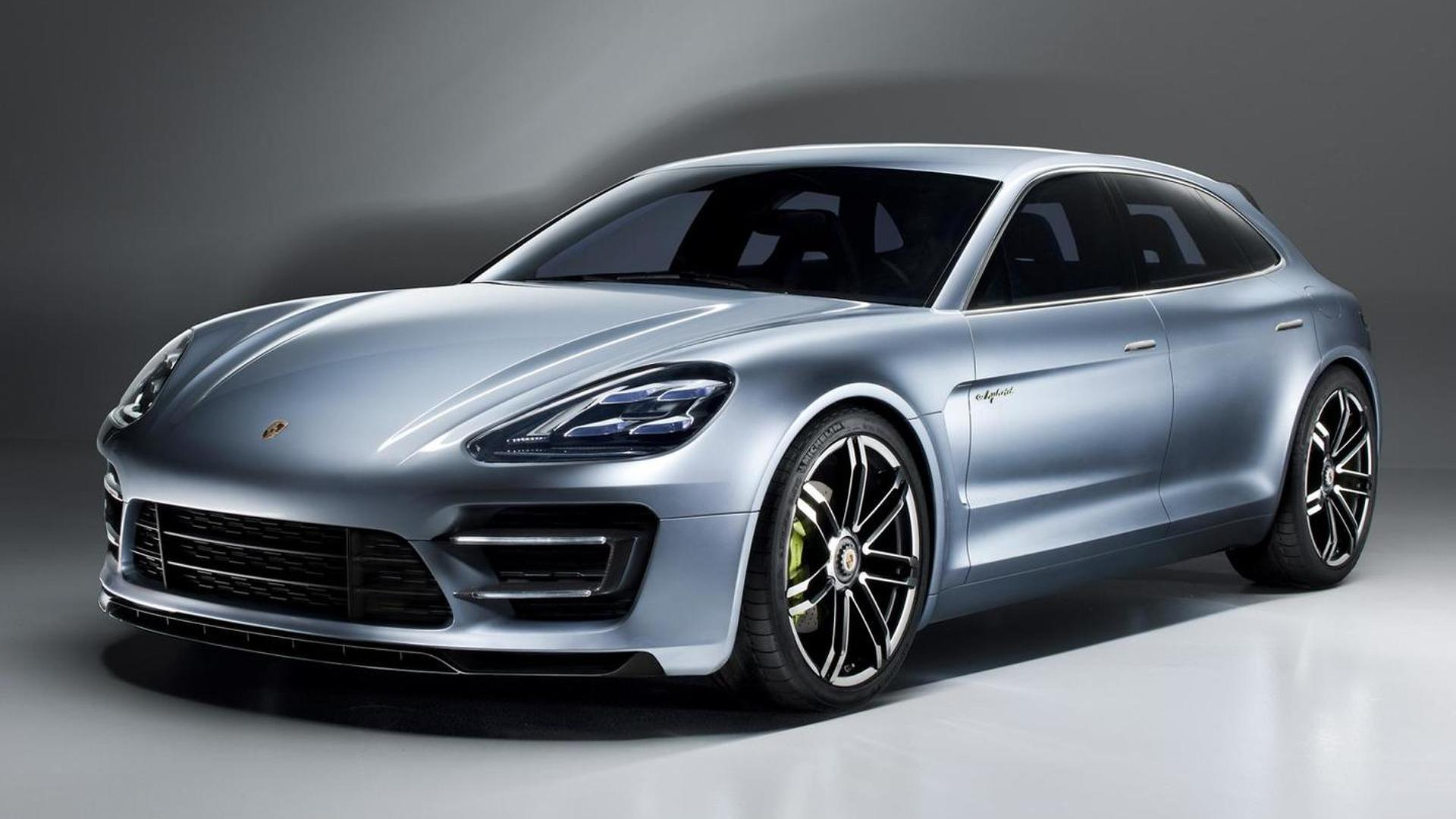 Porsche reportedly planning electric-only baby Panamera