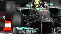 Decision to stop developing 2013 car 'difficult' - Rosberg