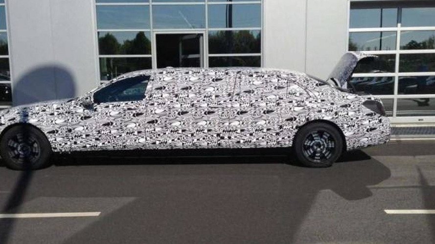 Mercedes-Benz S-Class Pullman to be built by Brabus - report
