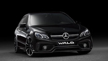 Wald previews styling program for 2014 Mercedes-Benz E-Class and Toyota Crown