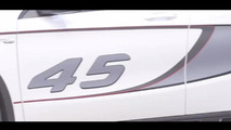 Mercedes GLA 45 AMG concept teased, debuts tomorrow [video]