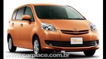 Em Parceria: Toyota e Daihatsu lançam nova minivan de sete lugares