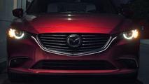 2017 Mazda3, Mazda6 U.S. Spec