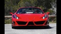 Mansory Ferrari 458 Spider Monaco Edition