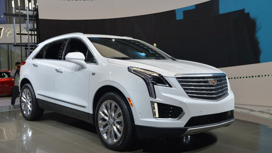 2017 Cadillac XT5 priced from $38,995