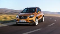 2016 Opel Mokka X