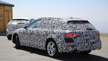 2016 Audi A4 allroad quattro spy photo