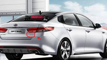 2016 Kia Optima GT (Euro-spec)