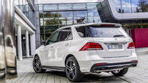 Mercedes-Benz GLE 450 AMG 4MATIC
