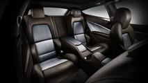 Pinstripe seats of an FF personalised with the Tailor-Made program 07.12.2011