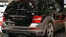BRABUS ML 63 Biturbo in Geneva